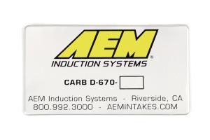 AEM Cold Air Intake ( Part Number:AEM 21-678C)
