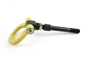 Beatrush Front Tow Hook Yellow ( Part Number:BEA S106016TF-FS)