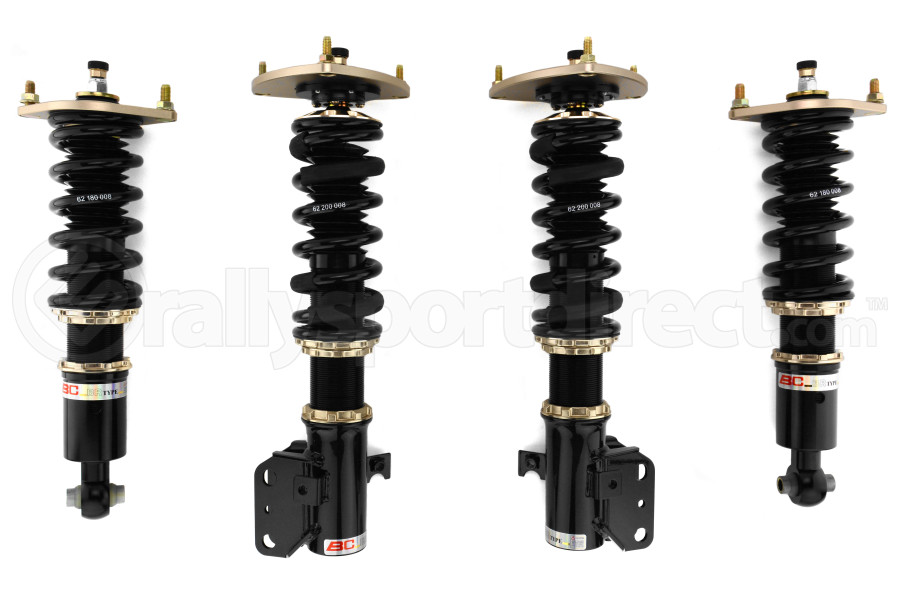 BC Racing BR Coilovers (Part Number:F-08-BR)