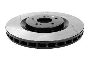 Powerslot Slotted Front Right Rotor Single (Part Number: )