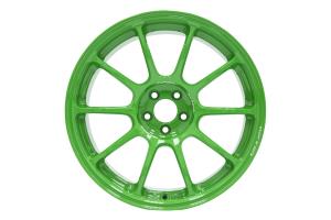 Volk ZE40 18x9.5 +43 5x100 Takata Green - Universal