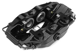 Stoptech ST-40 Big Brake Kit Front 332mm Black Slotted Rotors ( Part Number:STP 83.342.4600.51)