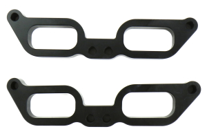 Mishimoto TGV Delete Set Black Delrin (Part Number: )