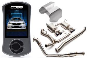 COBB Tuning Subaru Stage 2 Power Package Titanium - Subaru WRX Sedan 2011-2014