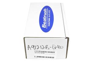 Beatrush Type-Q 40mm Duracon Shift Knob Black M12x1.25 - Universal