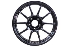 Advan RZII 18x9.5 +45 5x114.3 Gloss Black - Universal