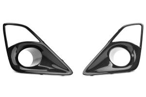 APR Carbon Fiber Brake Ducts ( Part Number: CF-505650)