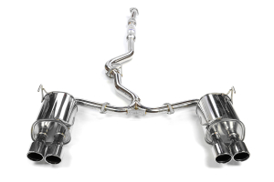 Invidia Q300 Cat Back Exhaust Stainless Tips ( Part Number:INV HS11STIG3S)