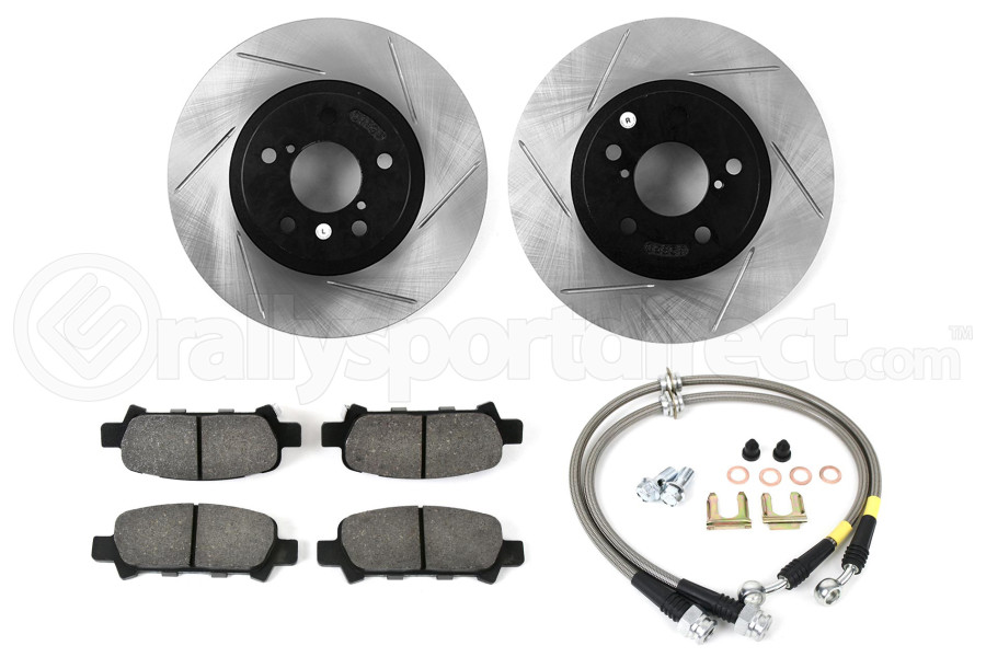 Stoptech Sport Kit Slotted Rear (Part Number:977.47004R)