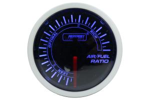 ProSport Air Fuel Ratio Gauge Electrical 52mm Blue/White ( Part Number: 216BFWBAFSM)