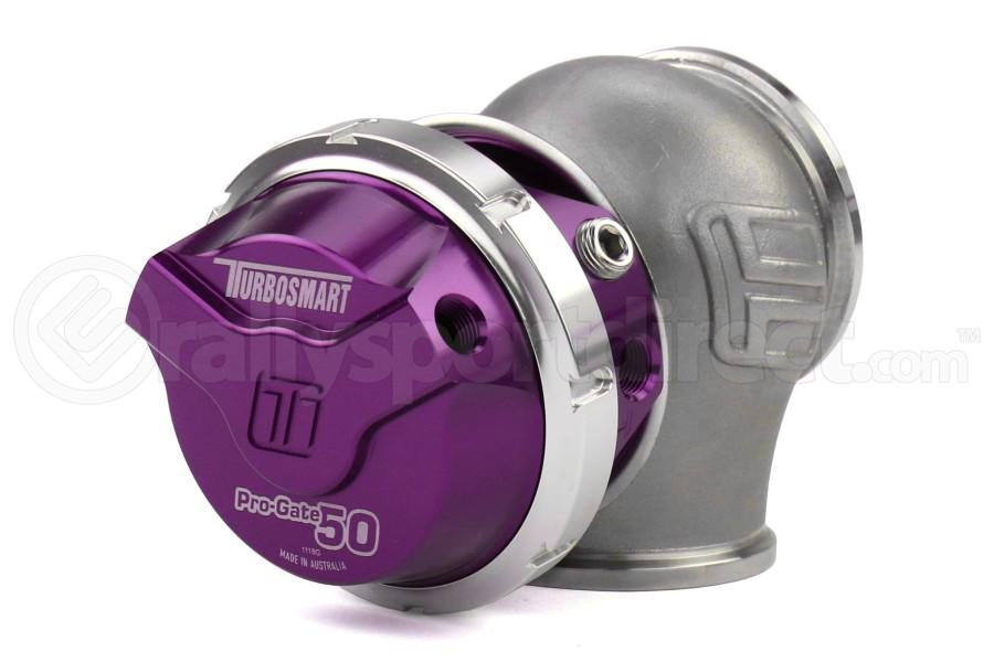 Turbosmart WG50 GenV Pro-Gate 50mm 14psi Purple - Universal