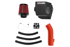 GrimmSpeed Cold Air Intake Red - Subaru WRX/STI 2008-2014 / Forester XT 2009-2013