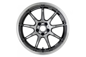 Work Wheels Emotion D9R 18x9.5 +30 5x114.3 GT Silver - Universal