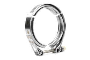 ATP Turbo Stainless Steel V-Band Clamp 3.5in (Part Number: CLC-CLA-029)