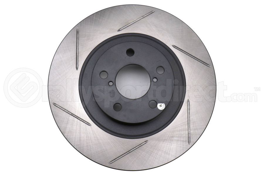 Stoptech Slotted Front Right Rotor Single (Part Number:126.47021SR)