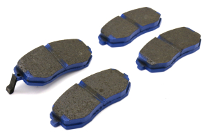 EBC Brakes Bluestuff NDX Race Front Brake Pads - Subaru Models (inc. 2003-2005 WRX / 2003-2010 Forester)