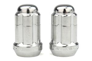 Gorilla Small Diameter Acorn Chrome Lug Nuts 12x1.25 - Universal