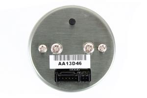 STRi DSD White 52mm Oil Pressure Gauge ( Part Number:STR SLM5204)