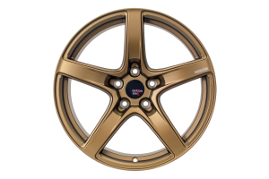 Option Lab Wheels R555 18x8.5 +40 5x108 Formula Bronze - Universal