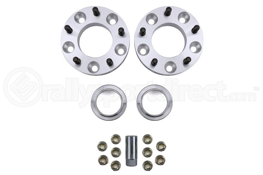 KICS Wheel Spacers 25mm 5x114 w/ Hub Rings (Part Number:W5125W356)