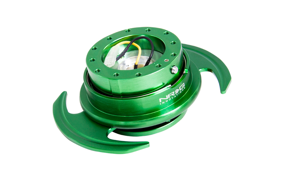 NRG Quick Release 3.0 Green - Universal