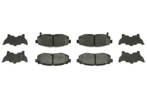 Cosworth Streetmaster Rear Brake Pads (Part Number: )