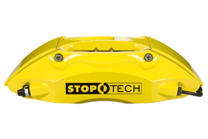 Stoptech ST-40 Big Brake Kit Front 355mm Yellow Zinc Drilled Rotors ( Part Number:STP 83.622.4700.84)
