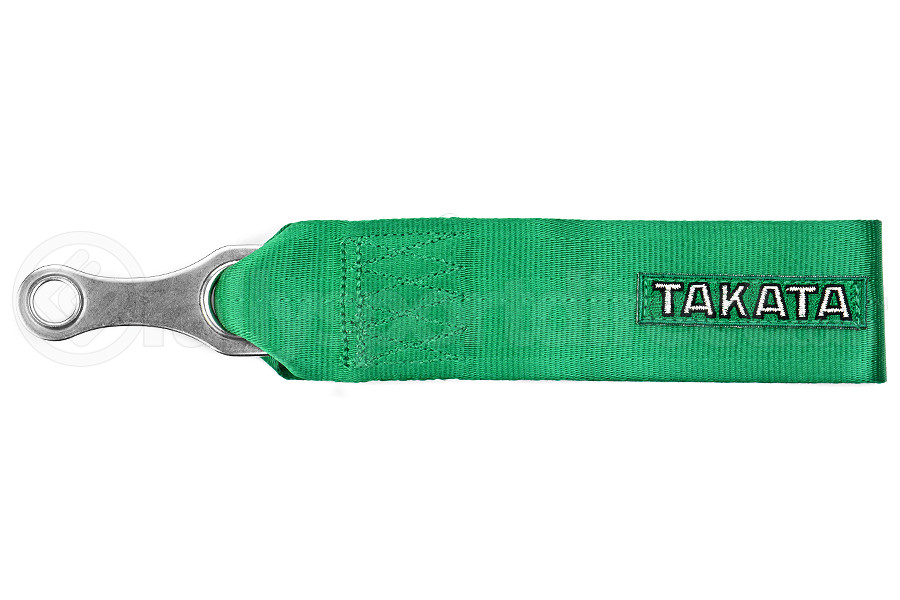 Takata Tow Strap Green (Part Number:78009-H2)