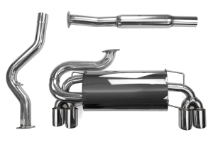 X-Force Cat Back Exhaust (Part Number: )