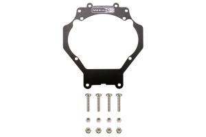 Morimoto RetroQuik H1 HID 5500K Low Beam Headlight Kit (Part Number: )