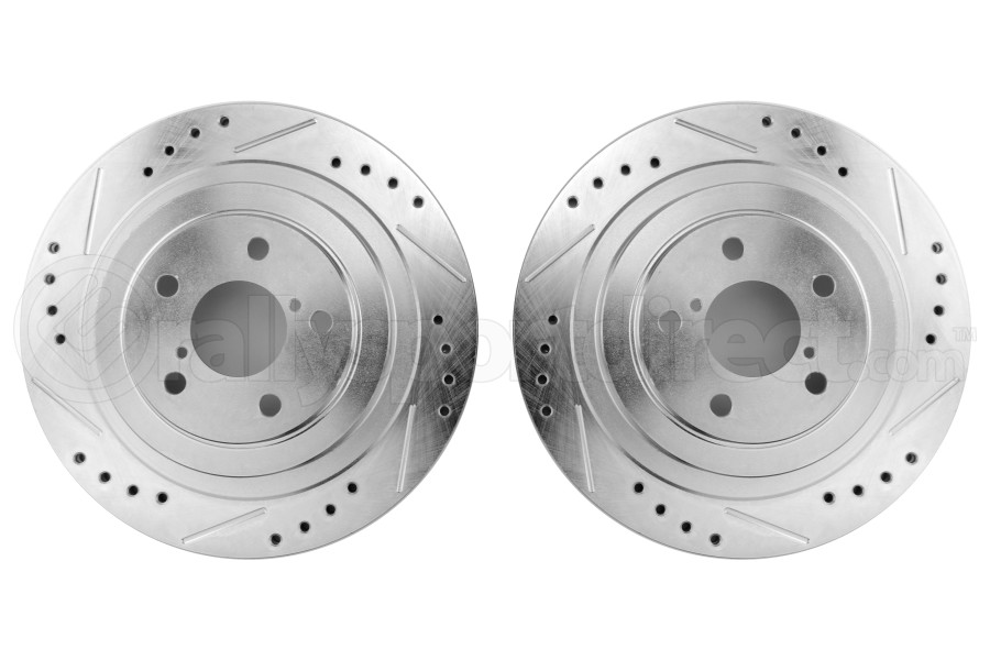 Hawk Sector 27 Rear Rotor Pair ( Part Number:HAW3 HR4953)