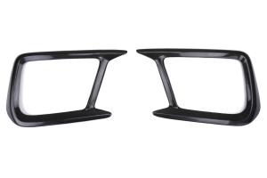 Rexpeed Carbon Fiber Fog Light Covers - Subaru WRX / STI 2018-2019