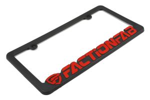 FactionFab License Plate Frame - Universal