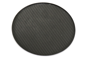 OLM Dry Gloss Carbon Fiber Fuel Lid Cover Gloss (Part Number: )