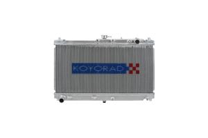 Koyo Aluminum Racing Radiator Manual Transmission - Mazda Miata MX-5 1999-2005