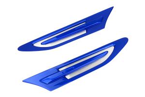 Prova Front Fender Emblem World Rally Blue  ( Part Number: 82500FA002C)