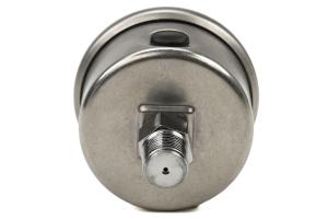 IAG Fuel Pressure Gauge Black - Universal