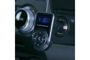 Scosche Bluetooth FM Transmitter Kit - Universal