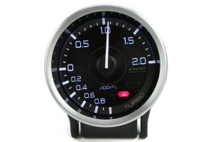 Defi Advance A1 Turbo Gauge 2BAR w/Sensor - Universal