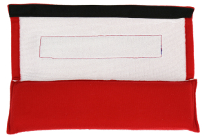 Sparco Harness Belt Pad 3 Inch Red (Part Number: )