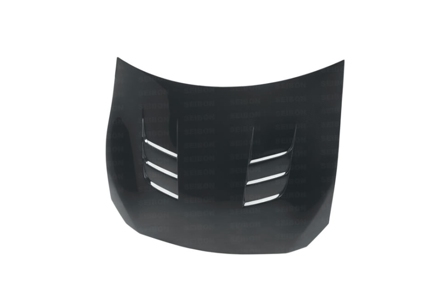 Seibon Carbon Fiber TS Style Hood (Part Number:HD1213SCNFRS-TS)