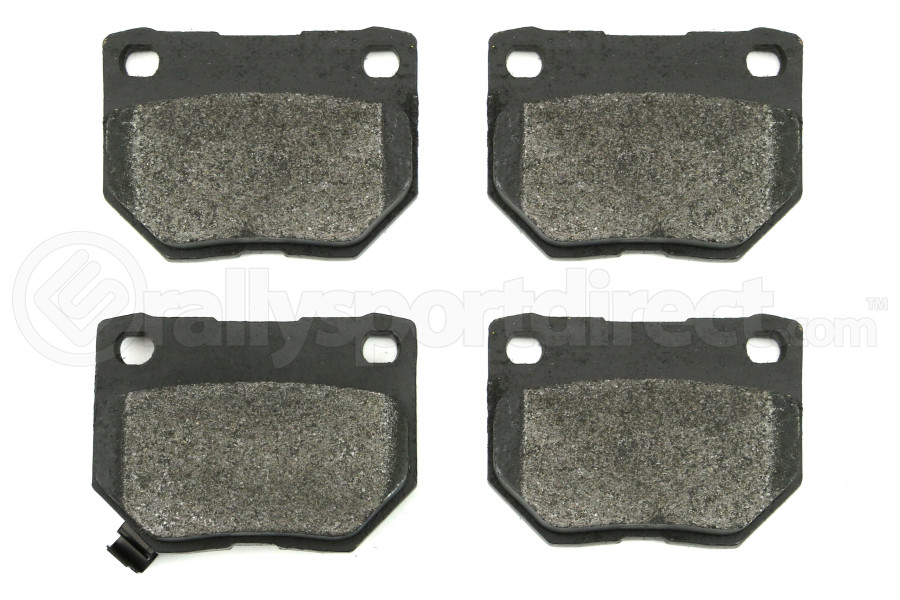 Stoptech Street Rear Brake Pads (Part Number:308.04611)