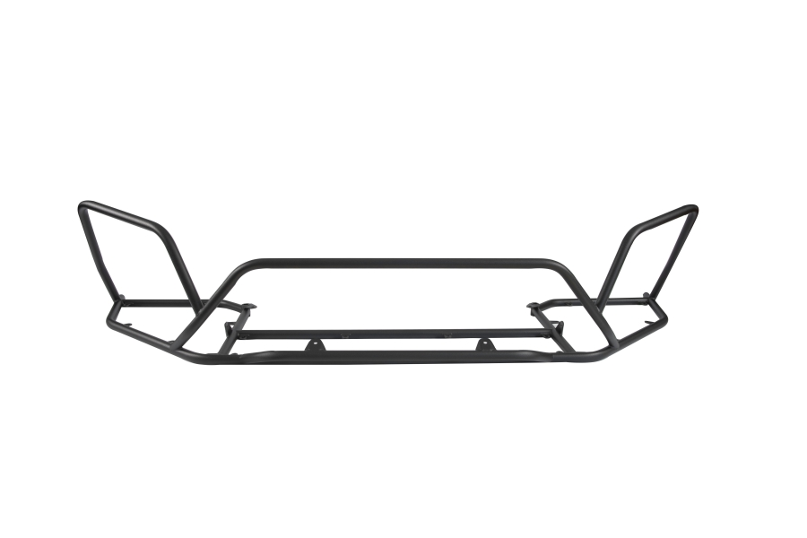 LP Aventure Big Bumper Guard - Black Finish - Subaru Outback 2013-2014