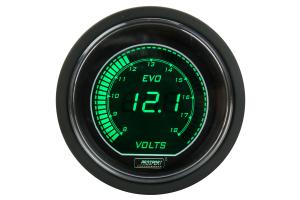 ProSport Volt Digital Display Green 52mm ( Part Number: 216EVOWGVO)