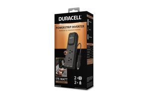 Duracell 175 Watt Powerstrip Inverter - Universal