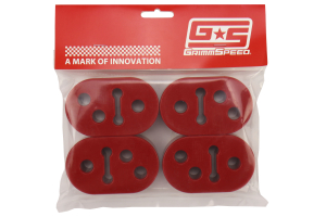 GrimmSpeed Two Position Poly Exhaust Hanger Set of 4 (Part Number: )