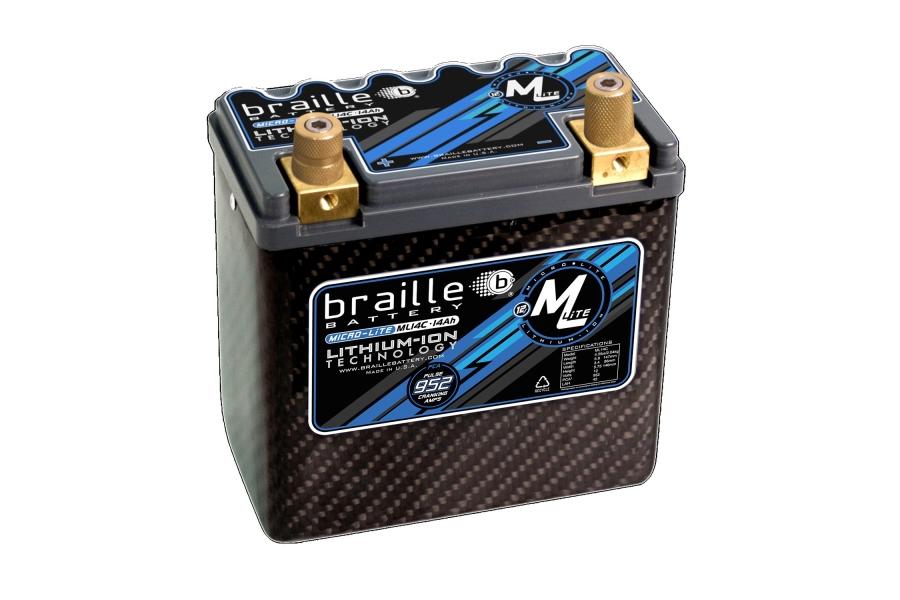 Braille MicroLite ML14C Lithium Battery - Universal