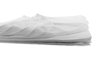 Ammex Microfiber White Towels (Part Number: )