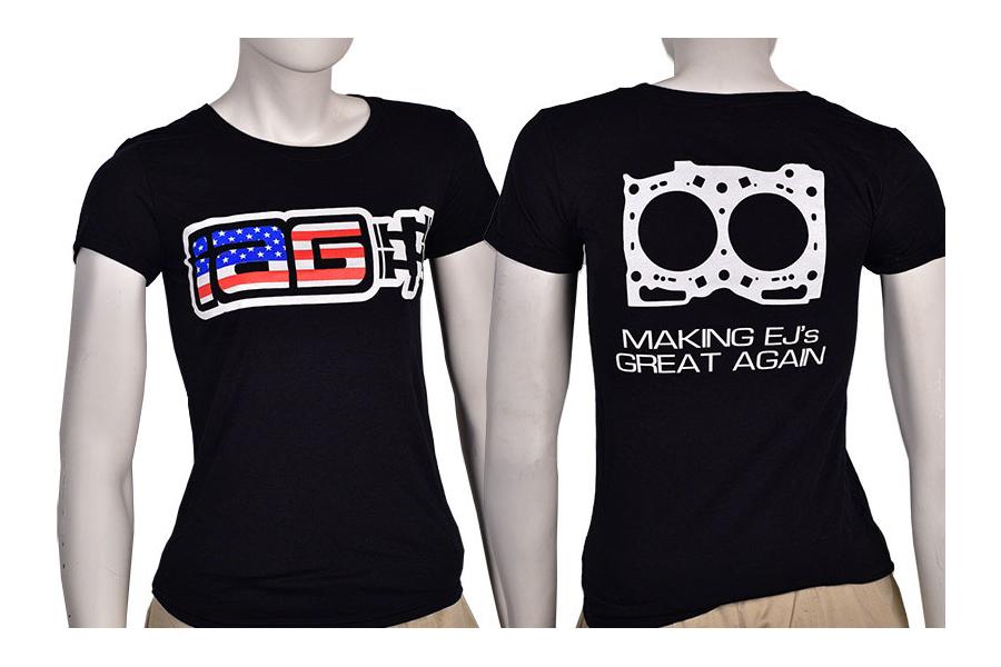 IAG Women's Making EJ's Great Again T-Shirt - Universal