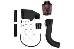 AMS Performance Intake Black w/ Breather Bungs (Part Number: )